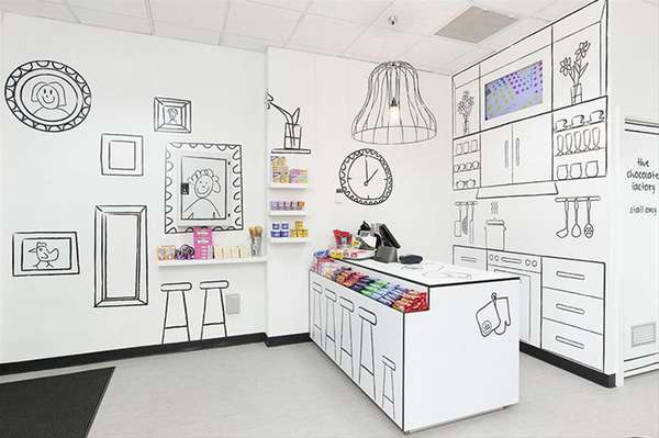 Retail, The Candy Room