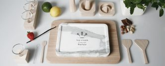 "Design ""back to basics"" les glaces maison"