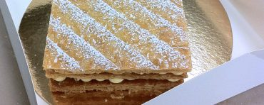 CAP pâtissier, le mille-feuille traditionnel