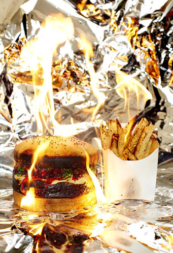 Food design, Burning calories !