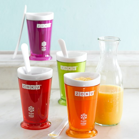 Slush & shake maker by Zoku, des boissons glacées illico !