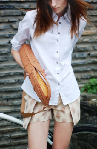 Le baguette bag, plus parisien tu meurs