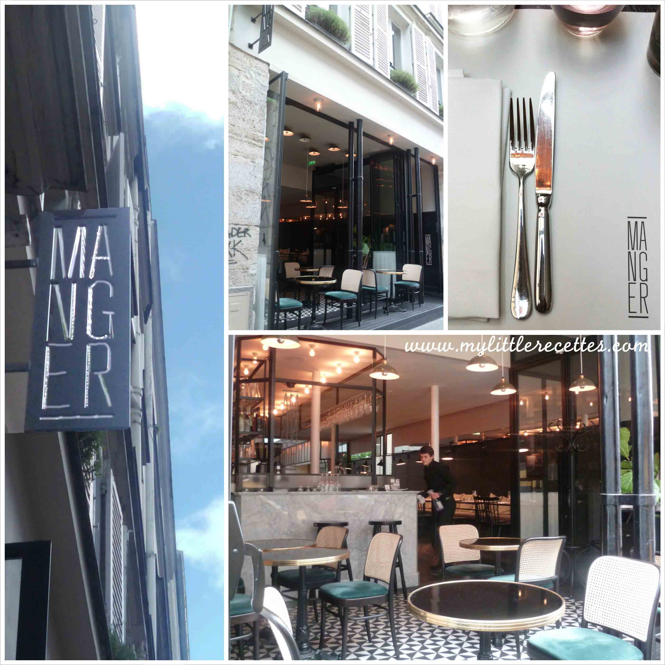 Testing restaurant, Manger, concept solidaire chic - 75011