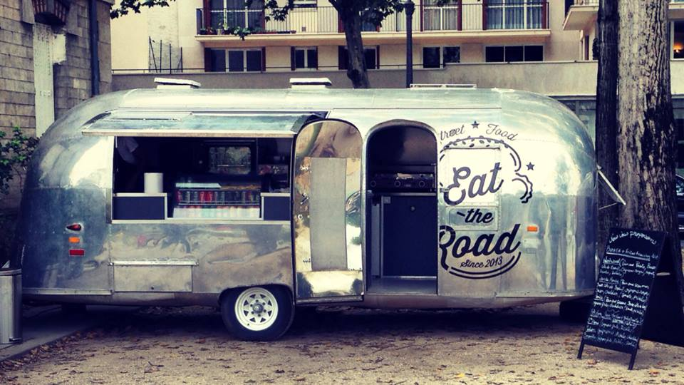 Eat the Road, US food truck made Neuilly sur Seine