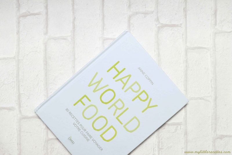 Livre, Happy World Food d'Anne Coppin