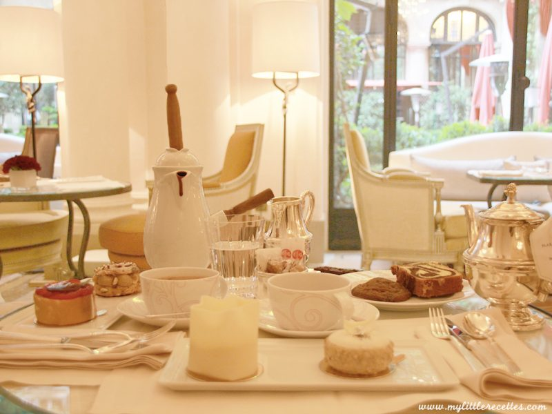 Best of Afternoon Tea, le Goûter du Plaza Athénée
