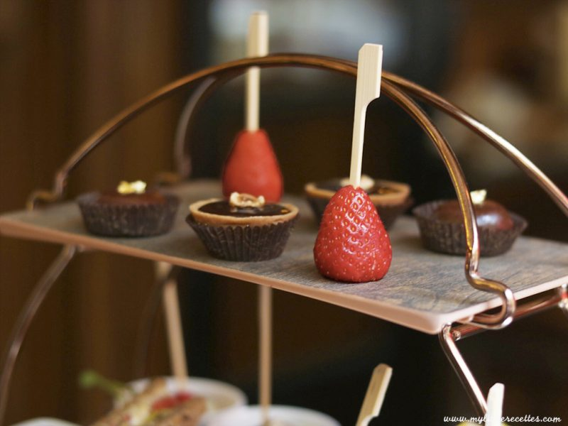 Best of afternoon tea, le tea-time italien du Caffe Stern