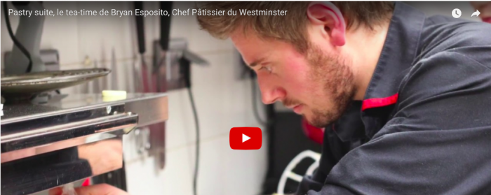 Interview, le Westminster et le Chef Bryan Esposito lancent le tea-time