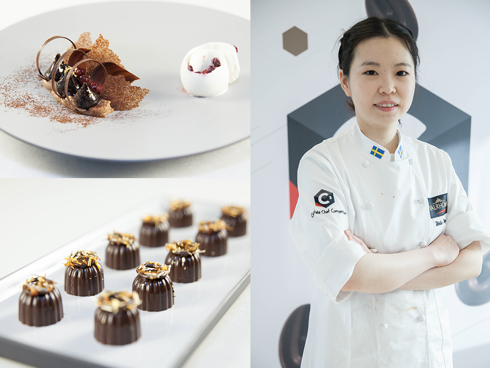 Finalistes de la Chocolate Chef Competition, rendez-vous à New-York