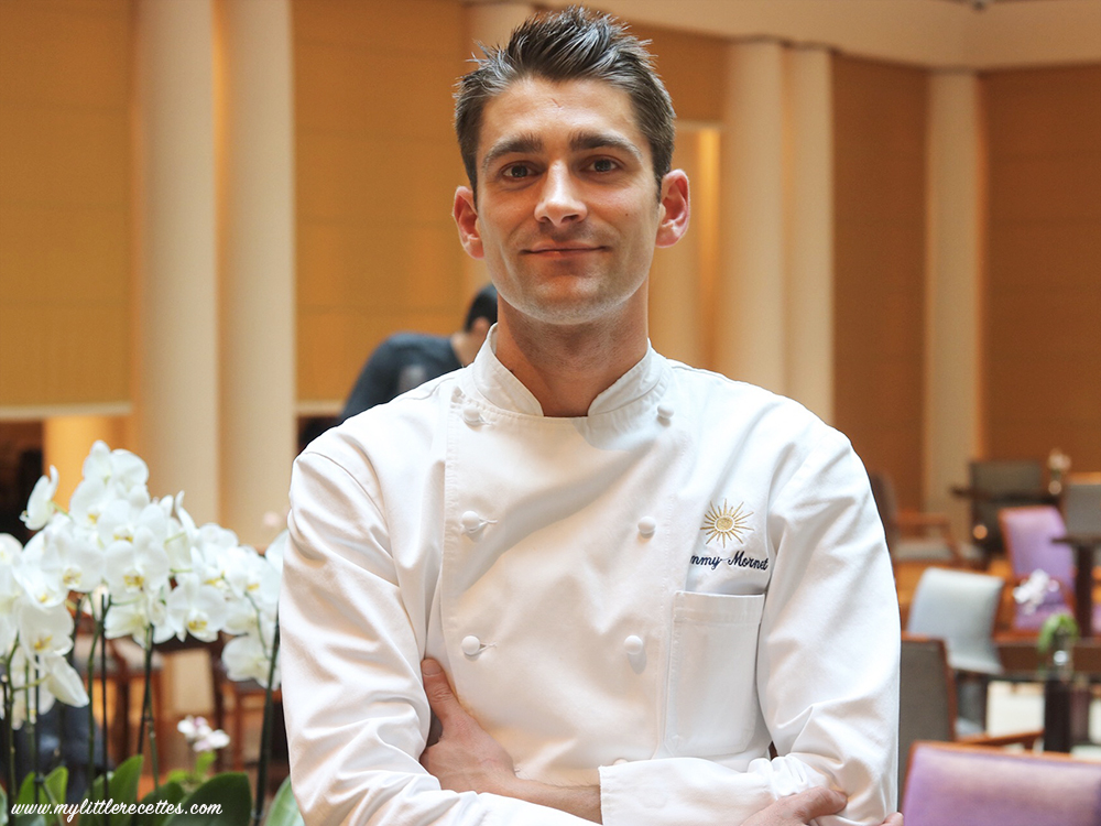 Rencontre avec Jimmy Mornet, Chef Pâtissier du Park Hyatt Paris Vendome