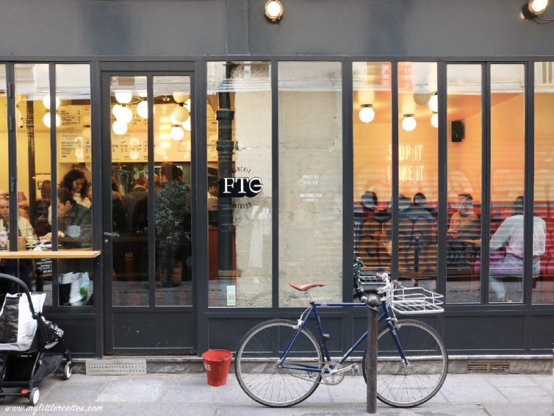 Fast good, le Frenchie To Go, tout chaud, de Gregory Marchand